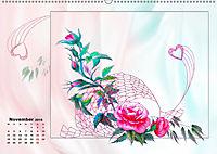 Zauberhaftes Ikebana (Wandkalender 2019 DIN A2 quer) - Produktdetailbild 11