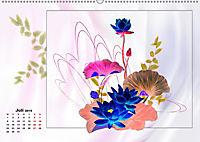 Zauberhaftes Ikebana (Wandkalender 2019 DIN A2 quer) - Produktdetailbild 7