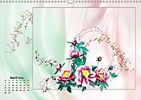 Zauberhaftes Ikebana (Wandkalender 2019 DIN A3 quer) - Produktdetailbild 4