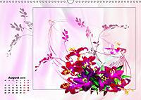 Zauberhaftes Ikebana (Wandkalender 2019 DIN A3 quer) - Produktdetailbild 8