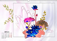 Zauberhaftes Ikebana (Wandkalender 2019 DIN A3 quer) - Produktdetailbild 7