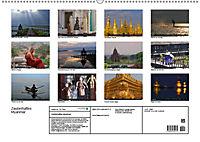 Zauberhaftes Myanmar (Wandkalender 2019 DIN A2 quer) - Produktdetailbild 13
