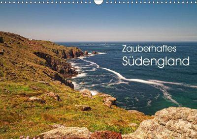 Zauberhaftes Südengland (Wandkalender 2019 DIN A3 quer), Nordbilder