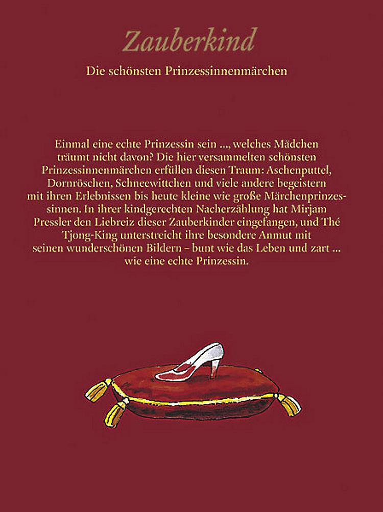 Zauberkind Buch Von Mirjam Pressler Versandkostenfrei Bei