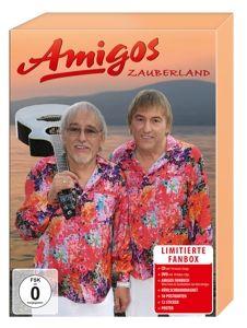 Zauberland (Limitierte Fanbox), Amigos