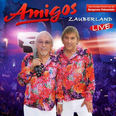 Zauberland Live (2017), Amigos