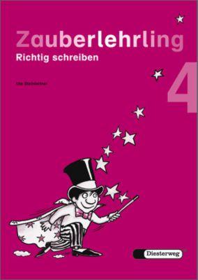 Zauberlehrling Richtig Schreiben 4 Schuljahr Buch Portofrei