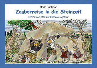 Zauberreise in die Steinzeit, Marlis Kahlsdorf