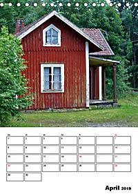 Zauberschönes Schweden (Tischkalender 2019 DIN A5 hoch) - Produktdetailbild 4