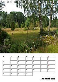 Zauberschönes Schweden (Tischkalender 2019 DIN A5 hoch) - Produktdetailbild 1