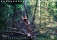 ZAUBERWALD Mystik der Natur (Tischkalender 2019 DIN A5 quer) - Produktdetailbild 2
