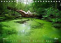 ZAUBERWALD Mystik der Natur (Tischkalender 2019 DIN A5 quer) - Produktdetailbild 6