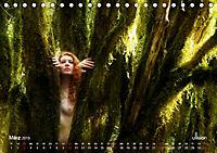 ZAUBERWALD Mystik der Natur (Tischkalender 2019 DIN A5 quer) - Produktdetailbild 3