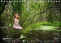 ZAUBERWALD Mystik der Natur (Tischkalender 2019 DIN A5 quer) - Produktdetailbild 9