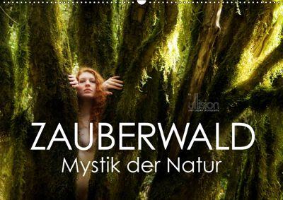ZAUBERWALD Mystik der Natur (Wandkalender 2019 DIN A2 quer), Ulrich Allgaier, Ulrich Allgaier (ullision)
