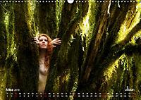 ZAUBERWALD Mystik der Natur (Wandkalender 2019 DIN A3 quer) - Produktdetailbild 3