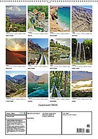 Zauberwelt Oman (Wandkalender 2019 DIN A2 hoch) - Produktdetailbild 13
