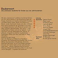 Zauberwort, 2 Audio-CDs - Produktdetailbild 1