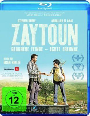 Zaytoun - Geborene Feinde, echte Freunde, Nader Rizq