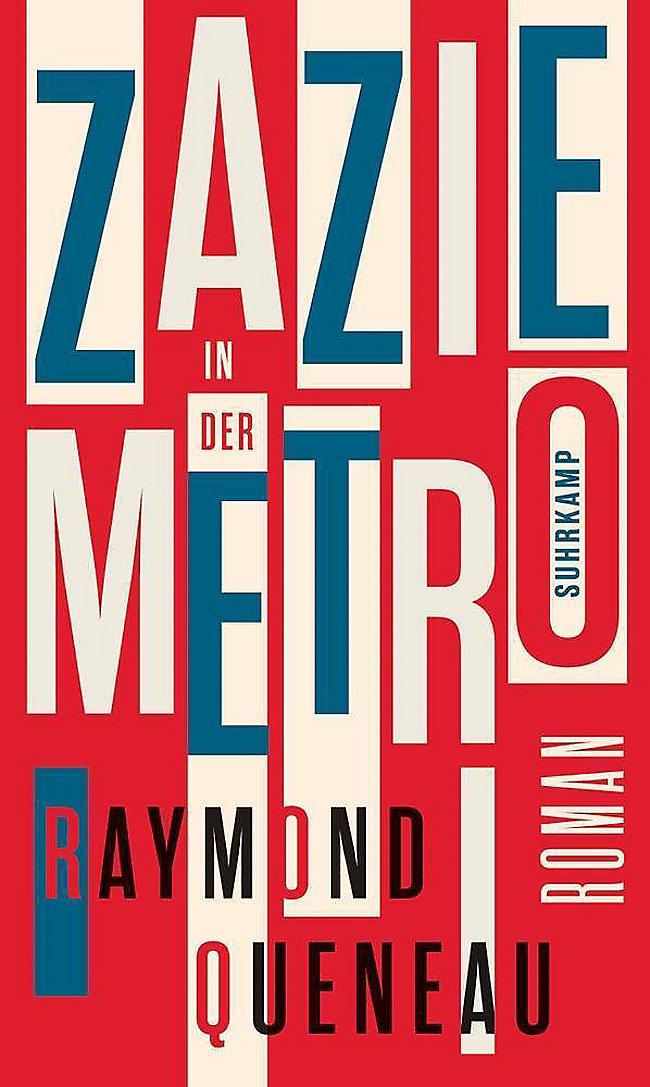 Zazie In Der Metro Buch Von Raymond Queneau Portofrei Bestellen