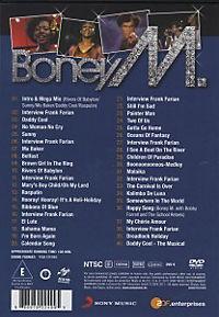 ZDF Kultnacht Presents: Boney M. - Legendary TV Performances - Produktdetailbild 1