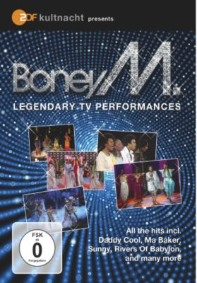 ZDF Kultnacht Presents: Boney M. - Legendary TV Performances, Boney M.