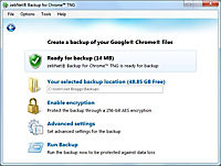 zebNet® Backup for Chrome™ TNG - Small-Business License for up to 3 Computers - Produktdetailbild 6