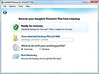 zebNet® Backup for Chrome™ TNG - Small-Business License for up to 3 Computers - Produktdetailbild 7