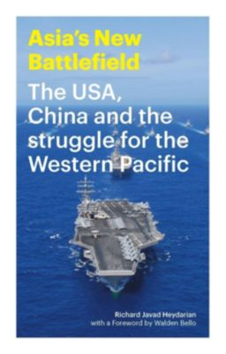 Zed Books: Asia's New Battlefield, Richard Javad Heydarian
