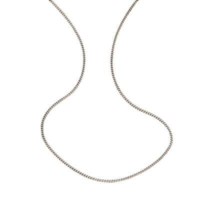 ZEEme Basic Collier 925/- Sterling Silber rhod. 45cm lang