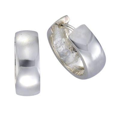 ZEEme Basic Creolen 925/- Sterling Silber 16mm Durchmesser