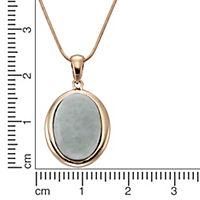 ZEEme Jewelry Anhänger mit Kette 925/- Sterling Silber Larimar - Produktdetailbild 1