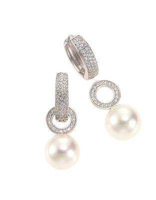 ZEEme Pearls Ohrhänger 925/- Sterling Silber
