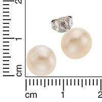ZEEme Pearls Ohrstecker 925/- Sterling Silber - Produktdetailbild 1