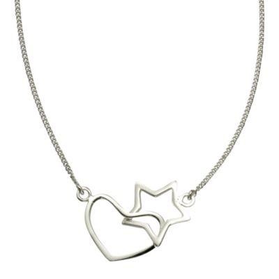 ZEEme Silver Collier 925/- Sterling Silber