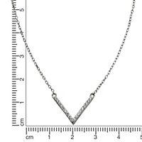 ZEEme Silver Collier 925/- Sterling Silber - Produktdetailbild 1
