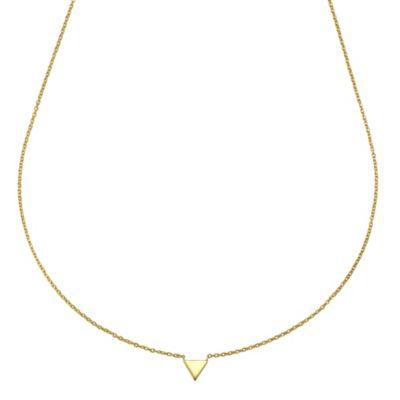 ZEEme Silver Collier 925/- Sterling Silber vergoldet