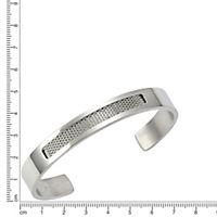 ZEEme Stainless Steel Armreif Edelstahl - Produktdetailbild 1