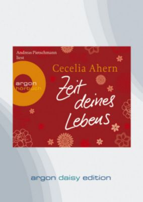 Zeit deines Lebens, MP3-CD, Cecelia Ahern