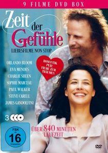 Zeit der Gefühle DVD-Box, Eva Mendes, Orlando Bloom, Sophie Marceau, +++