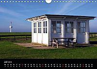 Zeit für... Insel Neuwerk - Kulturlandschaft im Wattenmeer (Wandkalender 2019 DIN A4 quer) - Produktdetailbild 7