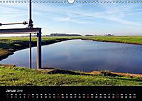 Zeit für... Insel Neuwerk - Kulturlandschaft im Wattenmeer (Wandkalender 2019 DIN A3 quer) - Produktdetailbild 1