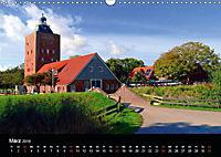 Zeit für... Insel Neuwerk - Kulturlandschaft im Wattenmeer (Wandkalender 2019 DIN A3 quer) - Produktdetailbild 3