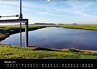 Zeit für... Insel Neuwerk - Kulturlandschaft im Wattenmeer (Wandkalender 2019 DIN A2 quer) - Produktdetailbild 1