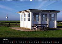 Zeit für... Insel Neuwerk - Kulturlandschaft im Wattenmeer (Wandkalender 2019 DIN A2 quer) - Produktdetailbild 7
