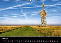 Zeit für... Insel Neuwerk - Kulturlandschaft im Wattenmeer (Wandkalender 2019 DIN A2 quer) - Produktdetailbild 5