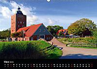 Zeit für... Insel Neuwerk - Kulturlandschaft im Wattenmeer (Wandkalender 2019 DIN A2 quer) - Produktdetailbild 3