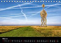 Zeit für... Insel Neuwerk - Kulturlandschaft im Wattenmeer (Tischkalender 2019 DIN A5 quer) - Produktdetailbild 5