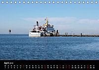 Zeit für... Insel Neuwerk - Kulturlandschaft im Wattenmeer (Tischkalender 2019 DIN A5 quer) - Produktdetailbild 4