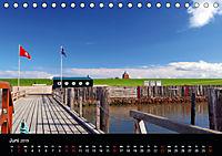 Zeit für... Insel Neuwerk - Kulturlandschaft im Wattenmeer (Tischkalender 2019 DIN A5 quer) - Produktdetailbild 6